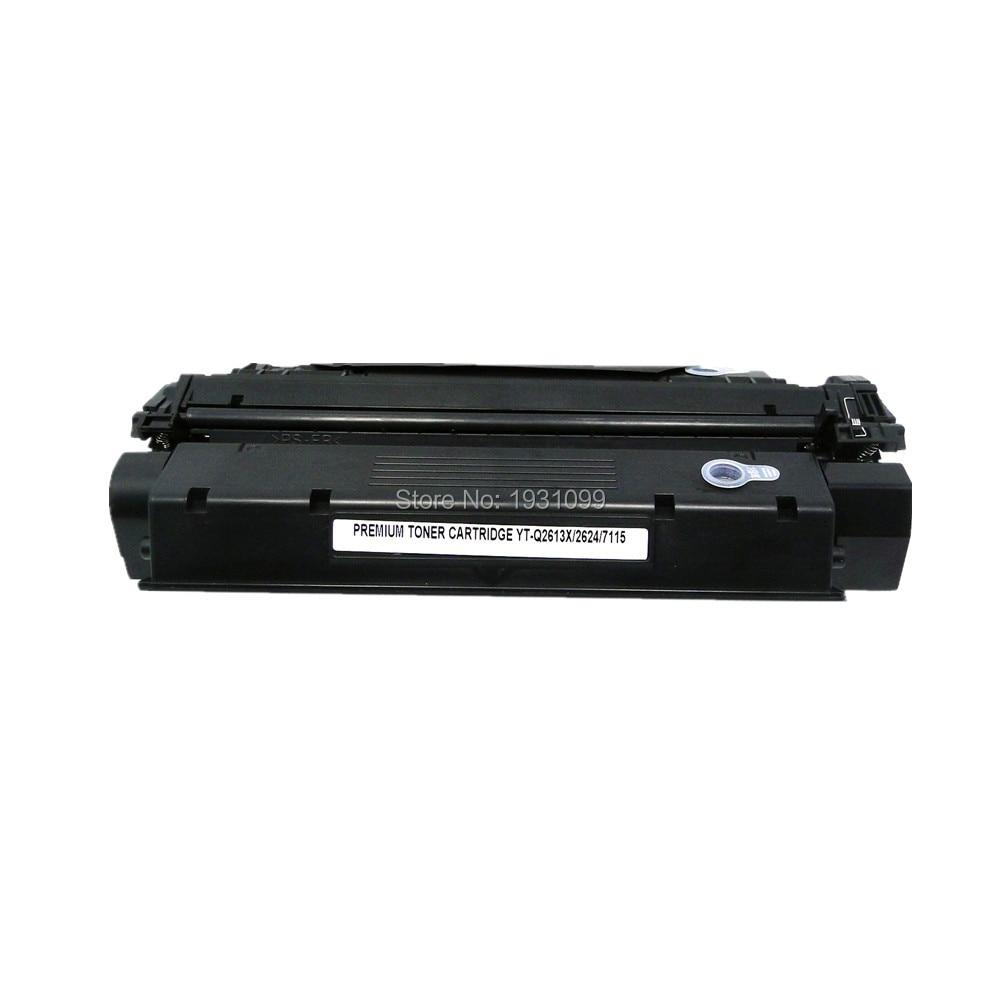 Toner cartridge Q2624X 24X for HP LaserJet 1000 1005 1200 1220 3300 3310 3320 3330 3380 Printer Series compatible toner cartridge for hp c7115x lasterjet 1000 1005 1200 1220 3300 3310 3320 3330 3380 for canon lbp 1210 russian stock