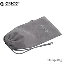 ORICO  Game Accessories Bag Portable Drawstring Pouch For Game Tool Accessories Velvet Packaging Bags &  Gift bags