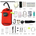 Outdoor portable first aid kit / army fan field medical bag / family first aid kit / Field Survival Kit
