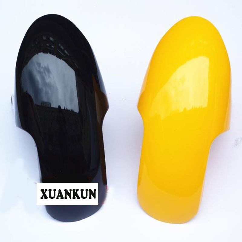 XUANKUN zoomer Motorcycle Electric Car Scooter Modified Parts Front Fender Slippers motorcycle parts front