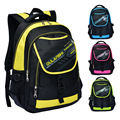 New arrivals 2016 Casual Breathable Waterproof school bags for boys orthopedic backpack 4 Colors backpack schoolbag
