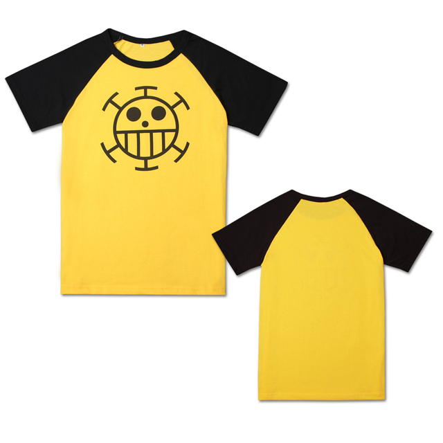 Camiseta temática Anime One Piece