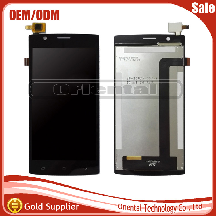 LCD + Touch Digitizer Assembly For FLY FS 501 LCD Screen Display For Fly FS501 Nimbus 3 Free Fast Shipping