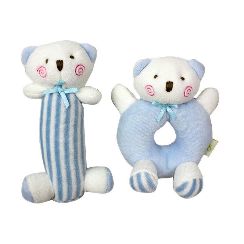 Հագուստի արջի մանկական զանգերը - Խաղալիքներ նորածինների համար - Լուսանկար 4
