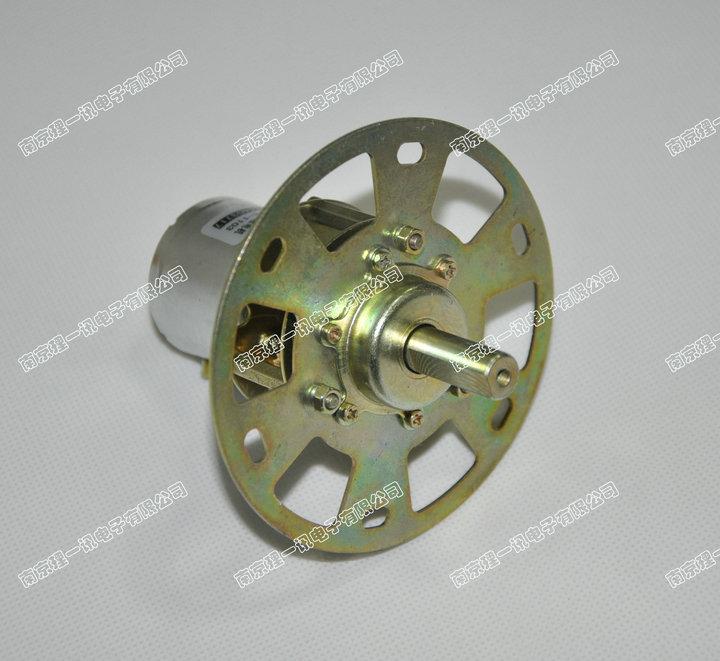 12v 1 Rpm 1rpm Min Gear Reducer Motor 12v Gear Motor