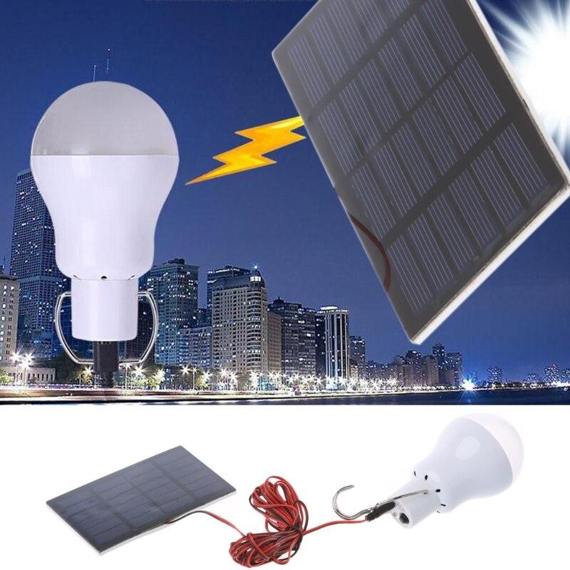 Lâmpadas Solares w Características : Stable Performance