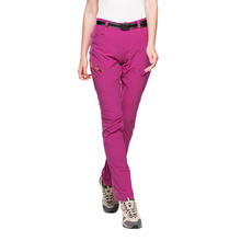 Women Outdoor Pants Summer Camping Pants Quick Pants Women Quality Camping Sport Trousers Breathable Mountaineer Pants