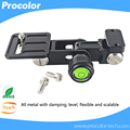 Telephoto Zoom Lens holder Long Focus Lens Camera Support quick release Plate bracket