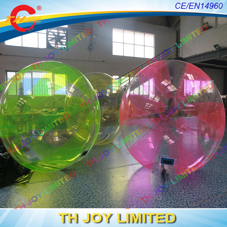 5days Inflatable Bubble Water Ball,Walk On Inflatable