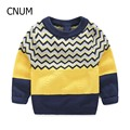 Boys Sweaters Cotton Boy Sweaters Green and Yellow Boy Pullover Clothing Children Knitted Kids Pullover Sweaters kids clothes