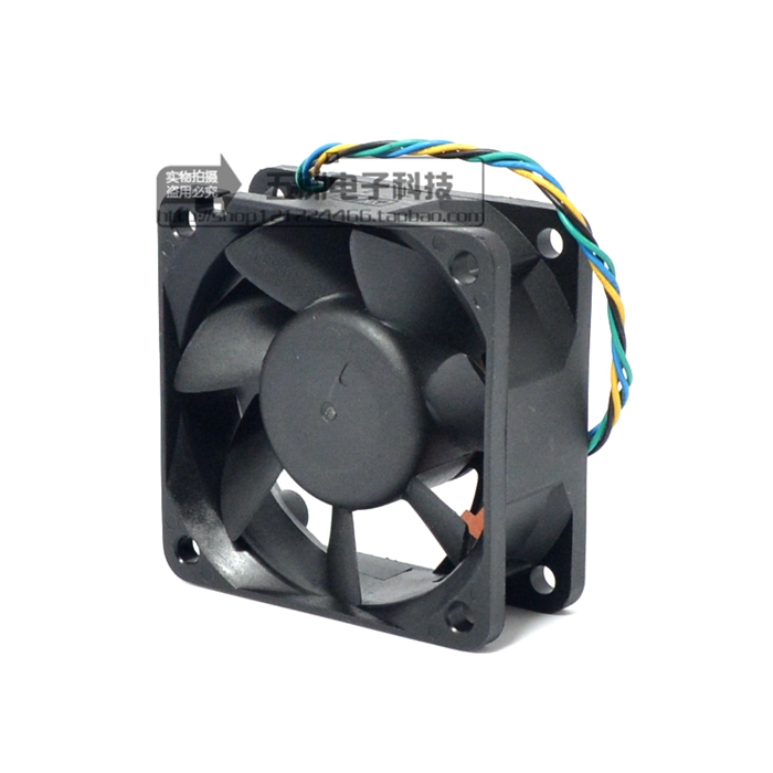 Free Shipping AVC DS06025B12U P011 60mm 6cm DC 12V 0.70A Pwm server inverter cooling fan