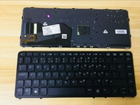 News keyboard for HP EliteBook 840 G1 840 G2 850 G1 850 G2 855 G2 ZBook 14 SD/SWEDISH layout