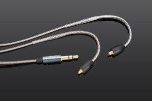 С серебряным покрытием аудио кабель для наушников Shure SE846 SE535 SE425 SE315 SE215 AONIC на возраст 3, 4, 5, AONIC 215 Logitech UE900s UE900 наушники