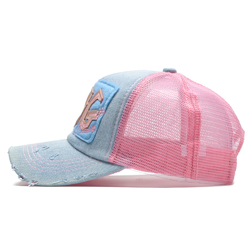 9d064826241 NORTHWOOD 2018 Fashion Summer Cap Women Baseball Cap Mesh Snapback ...