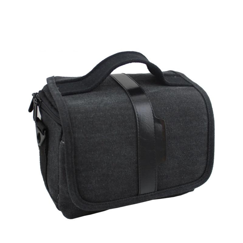 DSLR Camera Bag Fashion  Shoulder Case For Canon Nikon Lens