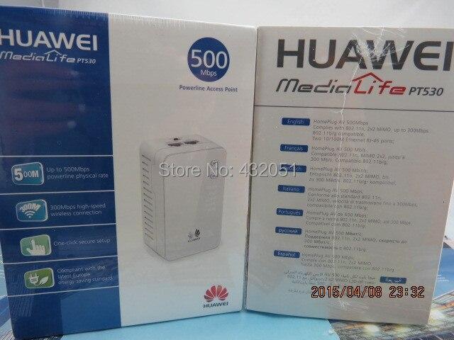 ФОТО Huawei HUAWEI PT530 500Mbps Powerline AP (300M Wi-Fi) (White)