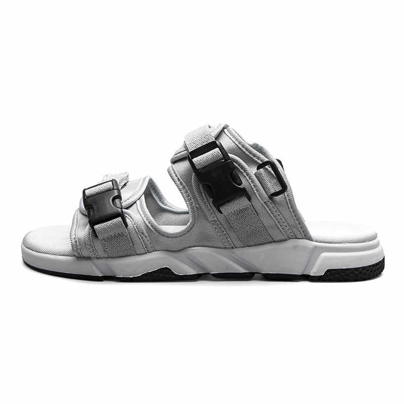 Designer Hausschuhe Sandalen Männer Schuhe Größe 39-44 Neue Mode Männer Sommer Sandalen Atmungs Komfortable Männliche Schuhe