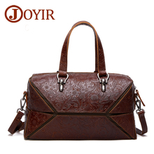 JOYIR 2017 Fashion Lady Genuine Leather women handbag high quality messenger crossbody bags shoulder bag for female 8320