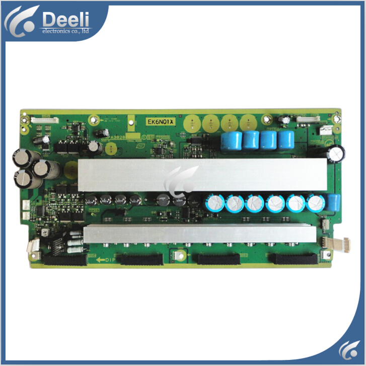 все цены на 95% new original for Panasonic TH-50PV60C Z board TNPA3828 SS plate Working on sale онлайн