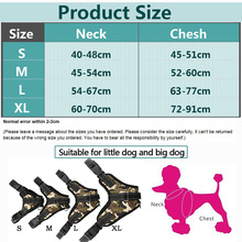 Large dog harness for walking