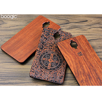 Unique OnePlus 3 A3000 Slim Bamboo Wood PC Back Cover Case For Oneplus Three Oneplus 3T