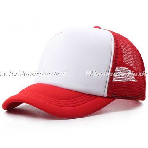 d4eac391061 Bulk Hats 36pcs Lot Cheap Kid Summer Trucker Hat Child Spring DIY ...