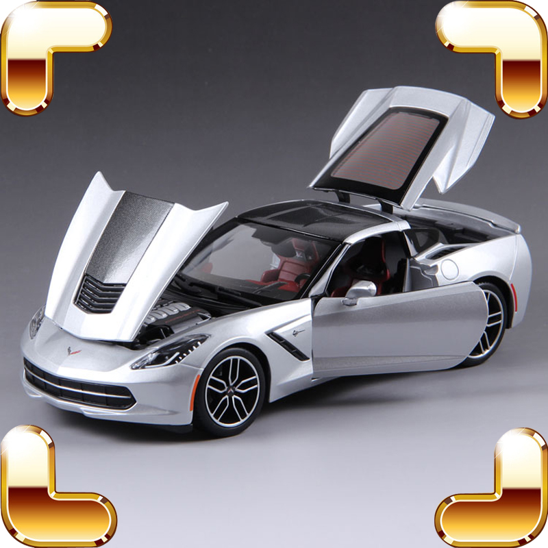 New Arrival Gift Z51 1/18 Metal Model Sports Vehicle Racer Decoration Table Diecast Simulation Model Scales Luxury Present Toys the new hot promotions 1 30 military vehicles dongfeng 11a missile launch vehicle model alloy office decoration