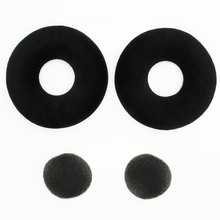 High quality Velvet Replacement Ear Pads Cushion Earpad For AKG K121 K121S K141 K142 MK II HD Headphones стоимость