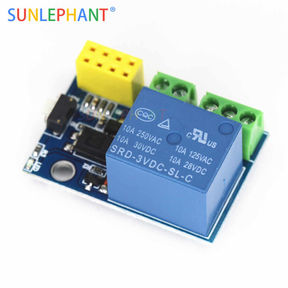ESP8266 ESP-01S 5 ボルト WiFi リレーモジュールもの Arduno のためのスマートホームのリモートコントロールスイッチ電話アプリ ESP01S ワイヤレス WIFI モジュール