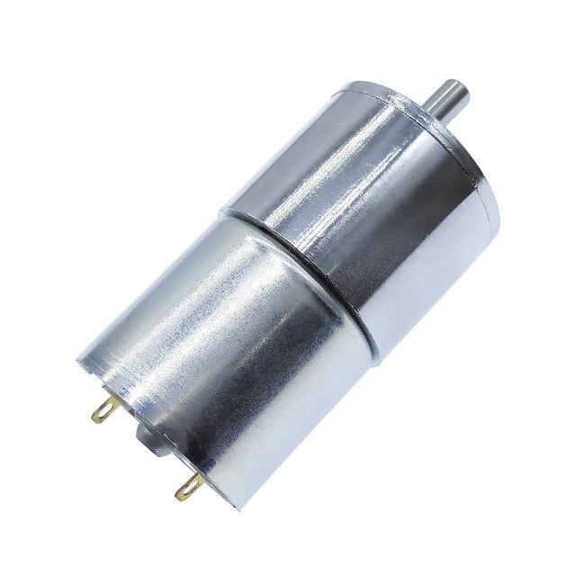 DC Gear Motor 24v 4