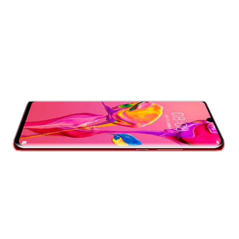 Téléphone portable d'origine Huawei P30 Pro Kirin 980 2.6GHz Android 9.1 6.47 ''OLED 2340X1080P IP68 NFC 4 caméras 40MP 50X Zoom numérique - 5
