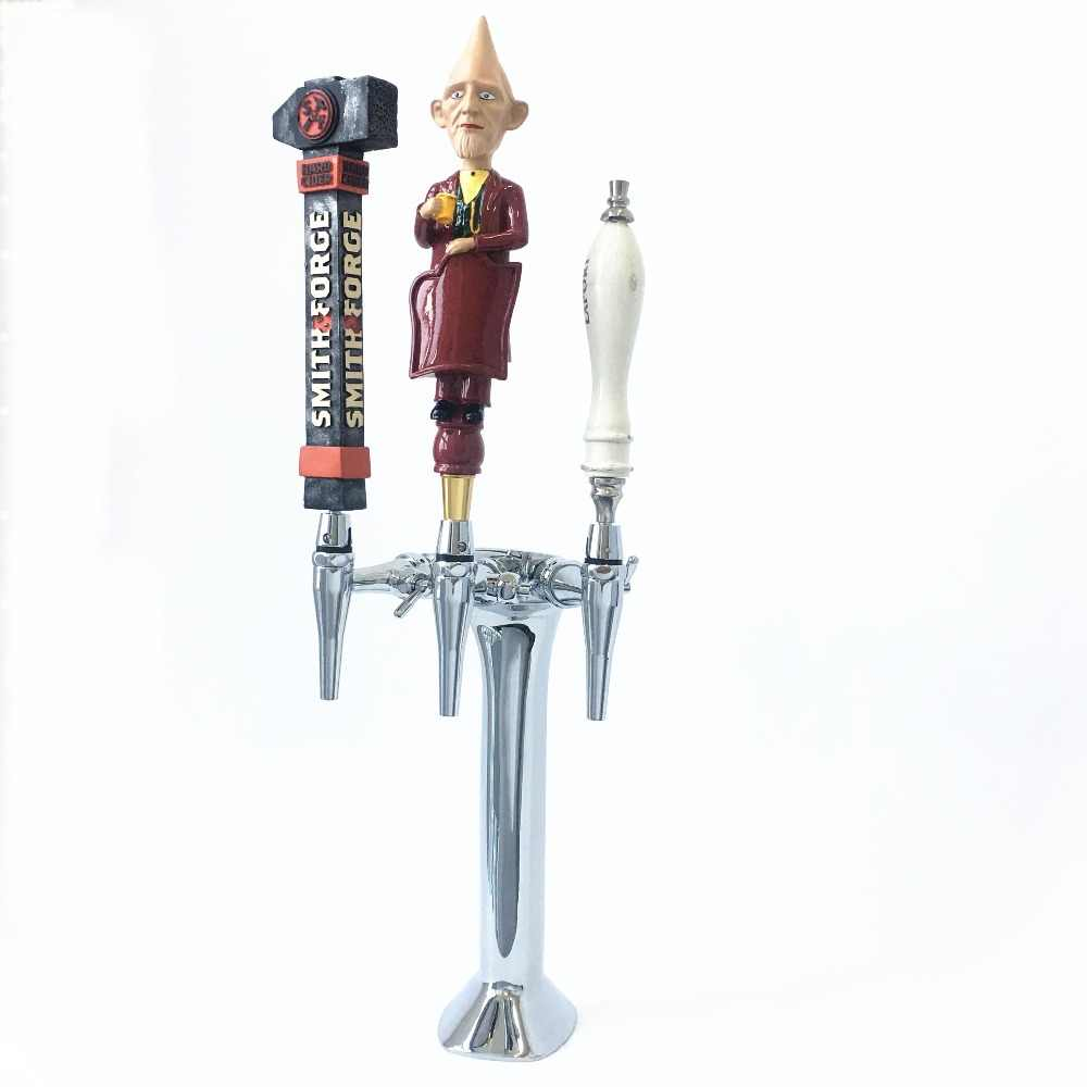 cobra shape beer selling tower units