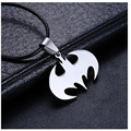 New version of stainless steel Batman men and women simple charm fashion pants necklace wholesale