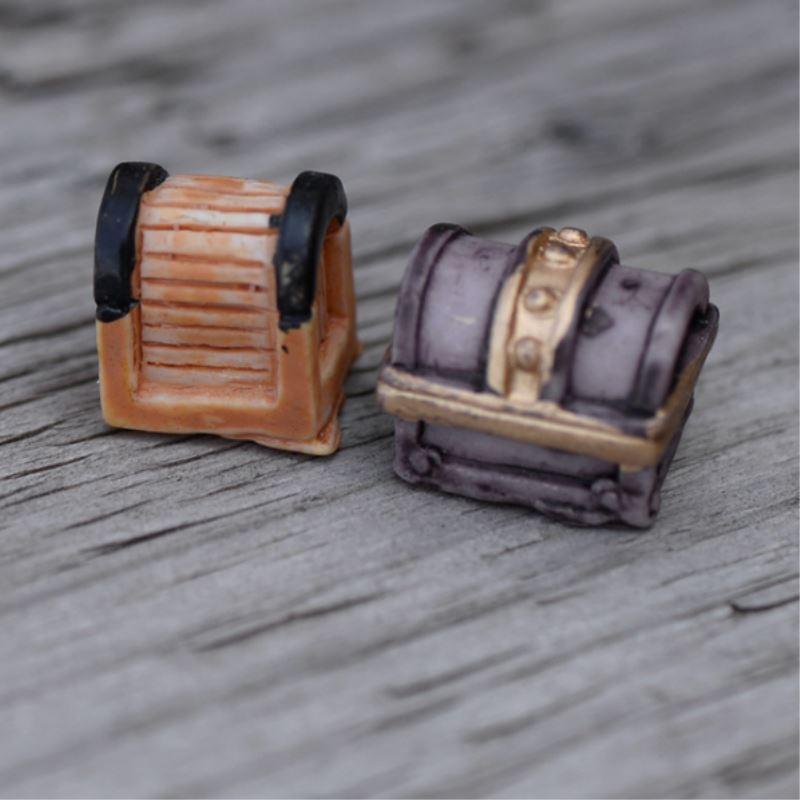 1 шт. мини ретро смолы касса фигурки Micro озеленение, декор для сада DIY Craft Интимные аксессуары p20