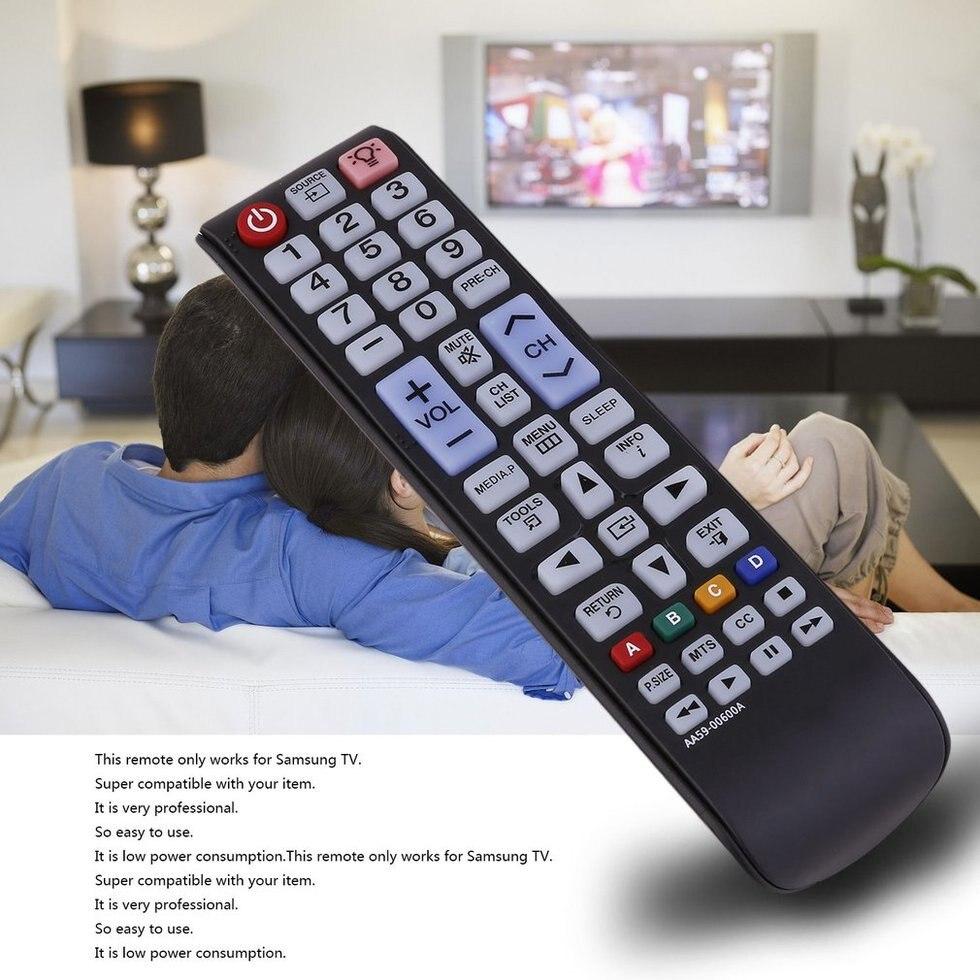 10PCS 2018 Smart Intelligent Remote Control AA59-00600A For SAMSUNG TV
