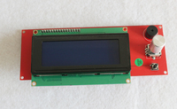 3D Printer Kit Smart Parts RAMPS 1 4 Controller Control Panel LCD 2004 Module Display Monitor
