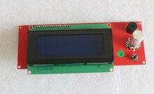 Kit Impressora 3D Smart Parts RAMPS 1.4 Painel de Controle do Controlador LCD 2004 Módulo de Display Monitor Motherboard Impressora 3d