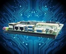 I5 2430 M 2.4 Ghz procesador de la placa base sin ventilador con 2 Gb de Ram (PCM3-QM77)