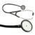 La serpiente Profesional Cardiología Estetoscopio Negro Envío Gratis