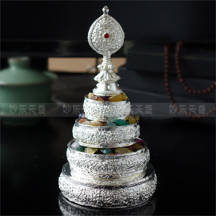 Manja, Mandala Tibetana, Arte Decorativo del Budismo, El Ritual - Decoración del hogar