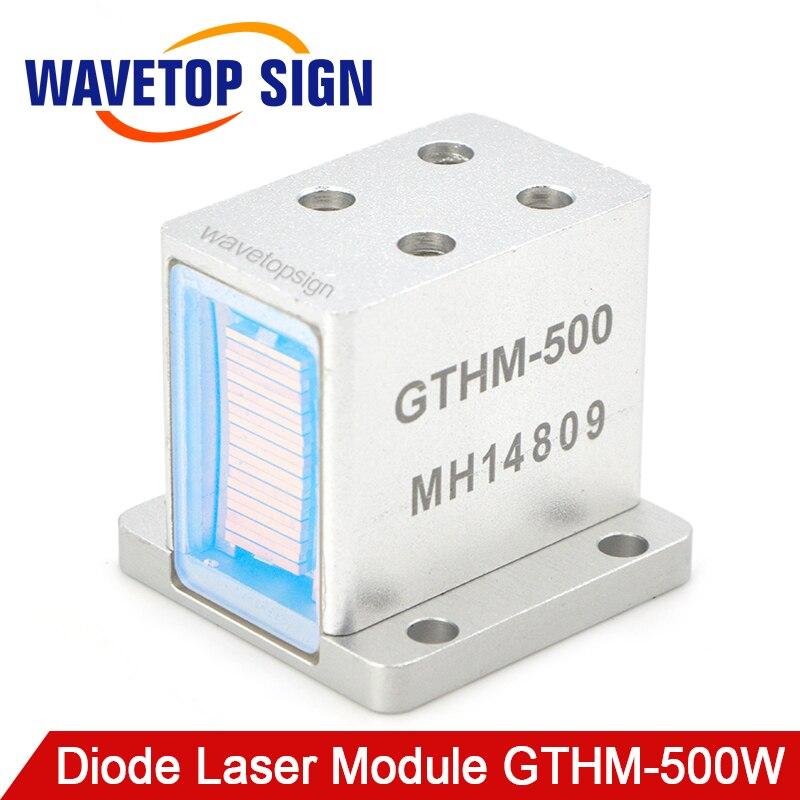 WaveTopSign Diode Laser modules pour L'épilation GTHM-500 500 W