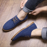 Men's Casual Shoe moccasins mens breathable men casual shoes size 48 oxford shoes for men 2018 oxfords Plus size 45 46 47 48 12