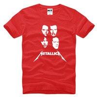 Metallica Heavy Metal Thrash Rock Music Men S T Shirt T Shirt For Men 2016 New