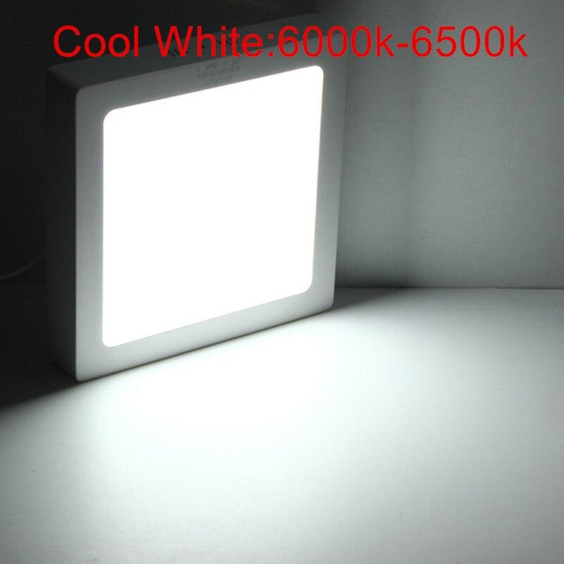 10 шт. 10 Вт Холодный белый и 10 шт. 20 Вт Холодный Белый COB Led вмонтированные светильники AC85 265V - 2