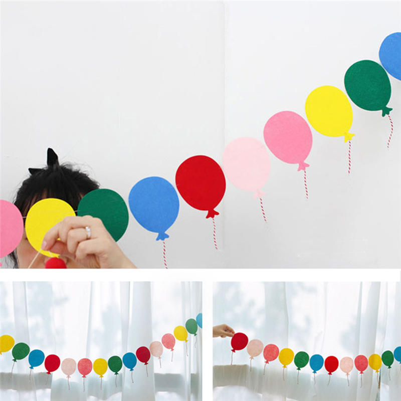 Brave 2 Meters Paper Garland Star Shape String Banners Colorful Hanging Paper Bunting Birthday Wedding Party Home Diy Decoration Extremely Efficient In Preserving Heat Event & Party Festive & Party Supplies