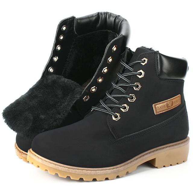 Women's Outdoor Suede Work Boots