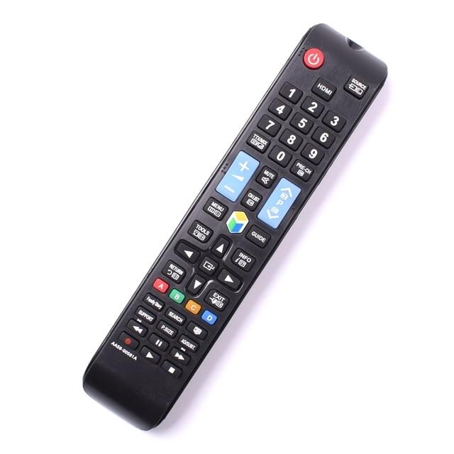 AA59 00581A pilot zdalnego sterowania używać do SAMSUNG AA59 00582A AA59 00594A 01198Q 01198C, uniwersalny kontroler dla inteligentnego 3D telewizor z dostępem do kanałów