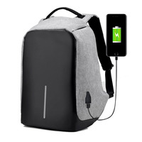Multi Function Anti Theft Business Laptop Backpack Bag USB Charge Port Lightweight Outdoor Waterproof Travel College