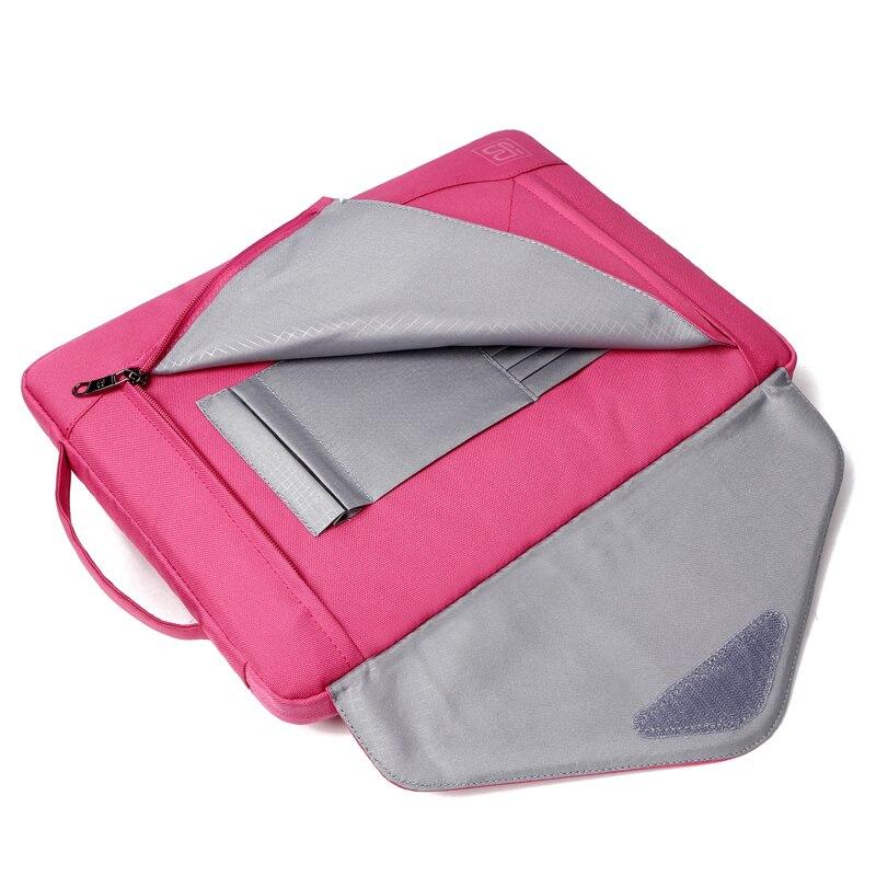 Nieuwe Stijl Draagbare Schoudertas Laptoptas Notebook Sleeve Pouch - Notebook accessoires