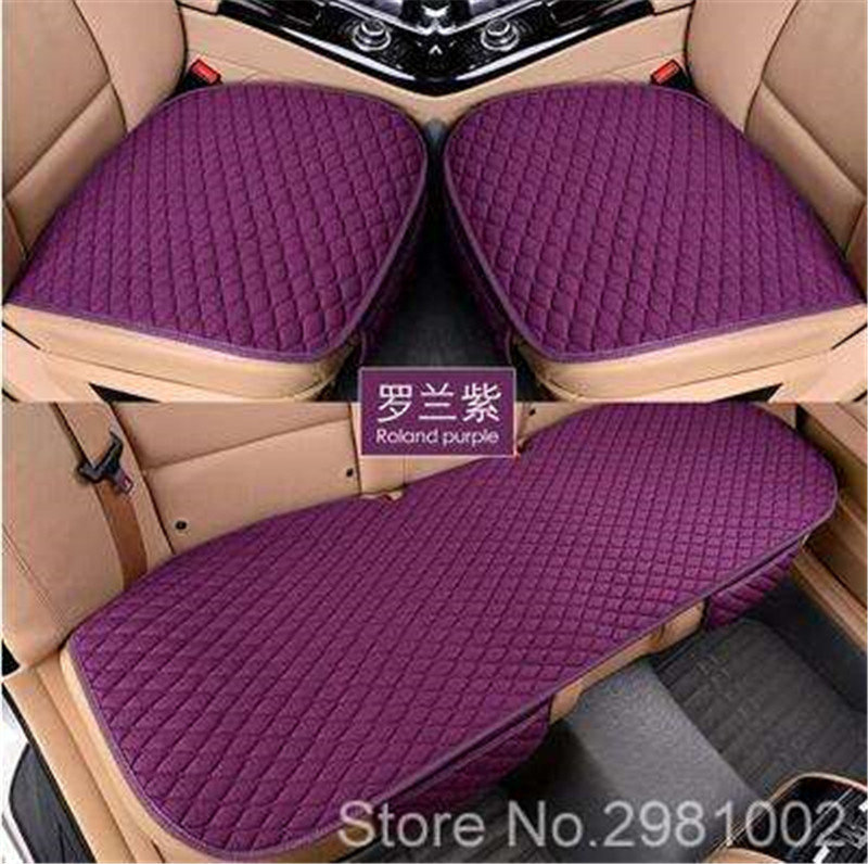 Car seat covers, universal seats, auto parts car styling For BMW F10 F11 F15 F16 F20 F25 F30 F34 E60 E70 E90 13457 Series GTX1X3 image